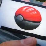 Cartão do jogo pokémon