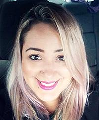 Joana Campos, de 29 anos. Nascida em Belo Horizonte