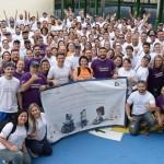 Veja como foi a participação dos envolvidos no Dia dos Voluntários 2017