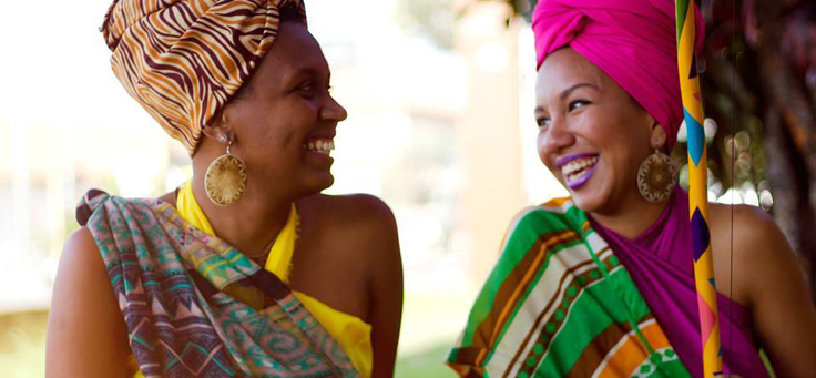 Projeto Adeola ensina história da África nas escolas