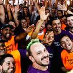 Dia dos Voluntários Telefônica 2017 tem recorde de participação e beneficia 40 mil pessoas
