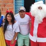 Campanha de Natal mobiliza mais de 1.400 voluntários