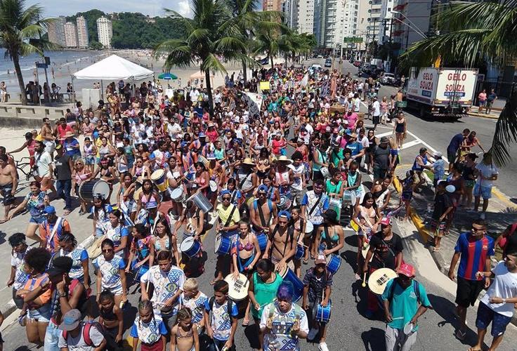 No carnaval desde 1992, o Bloco Eureca aborda temas ligados aos direitos de crianças e adolescentes. O projeto quer visibilizar o ECA e incentivar o protagonismo infanto-juvenil.
