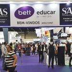 Em parceria com a Undime, a Fundação Telefônica Vivo realizou uma oficina traz conceitos da futurologia para promover mudanças inovadoras na educação durante o Bett Educar 2018