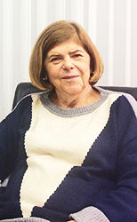 Myriam Tricate, coordenadora nacional do PEA e diretora do Colégio Magno – Mágico de Oz, em São Paulo