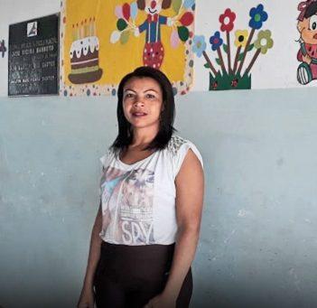 Após formação do Aula Digital, educadora descobre que não é preciso ter acesso à tecnologia para inovar