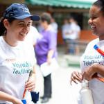 Dia dos Voluntários Telefônica 2018  beneficia mais de 70 mil pessoas
