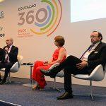 Imagem da plenária durante Educação 360.