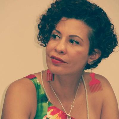 Foto de perfil da cientista Anna Benite