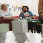 Construção coletiva fez parte do processo que marcou as formações em empreendedorismo do Pense Grande para educadores da Baixada Santista (SP) e Sergipe