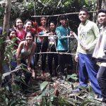 Estudantes transformam Amazônia em laboratório de ciências