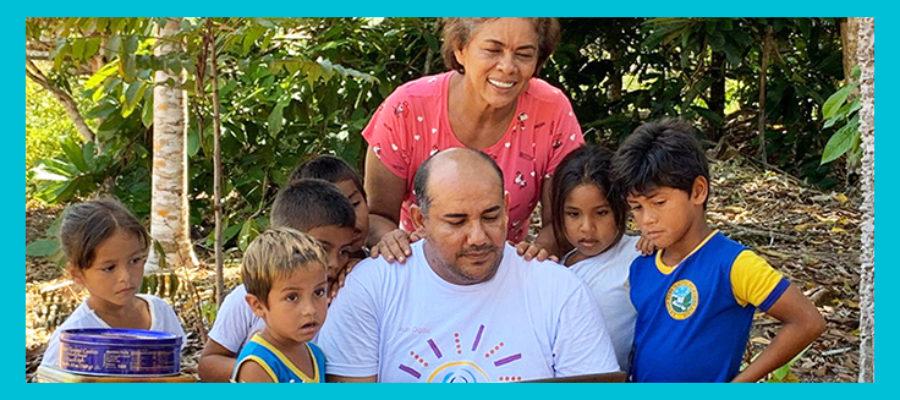 Aula Digital leva inovação a áreas remotas do Brasil