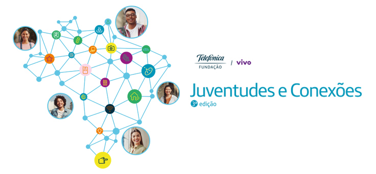 Imagem da capa da publicação Juventudes e Conexões 2019