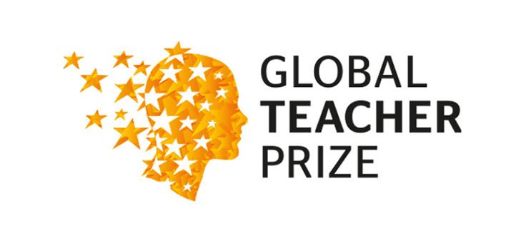 Logotipo da premiação Global Teacher Prize