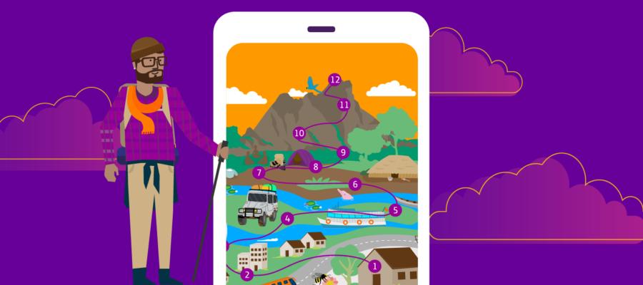 App Pense Grande Digital oferece formação gratuita em empreendedorismo