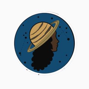 Logotipo do projeto Astrominas