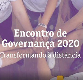 Encontro de governança celebra embaixadores e o voluntariado digital