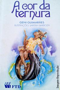Capa do Livro A cor da ternura