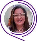 Foto de perfil da professora