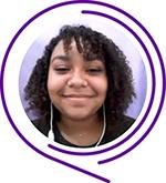 Foto de perfil da estudante Lara
