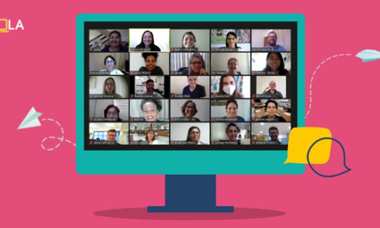 Encontro da Rede Escola Digital discute práticas inovadoras e transformações para 2021