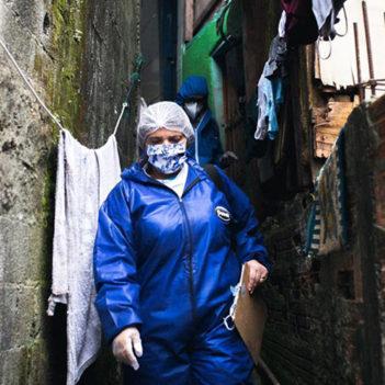 Paraisópolis organiza mobilização comunitária na pandemia e inspira favelas brasileiras