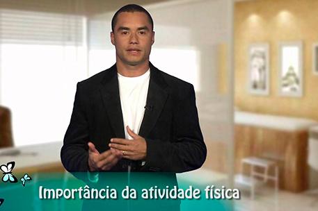 Informe Social da Fundação Telefônica Vivo: Viva com saúde