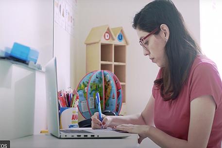 Informe Social da Fundação Telefônica Vivo: Dia dos Professores