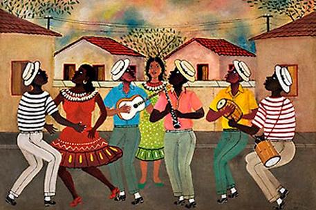 Informe Social da Fundação Telefônica Vivo: Origem do Samba
