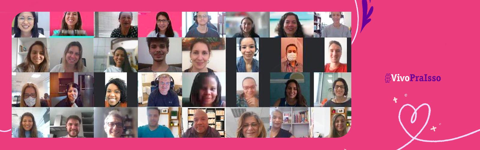 Informe Social da Fundação Telefônica Vivo: Semana dos Voluntários
