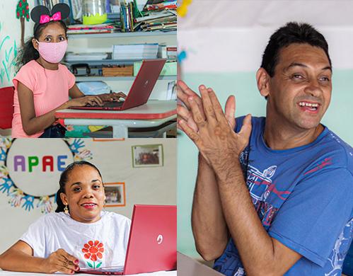 Informe Social da Fundação Telefônica Vivo: Voluntariado Vivo Valoriza