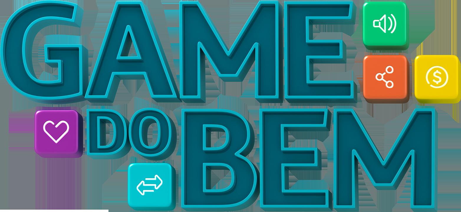 Logo Game do Bem