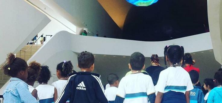 Educativo do Museu do Amanhã engloba tendências tecnológicas