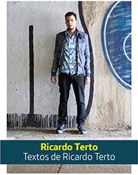 Imagem mostra o empreendedor Ricardo Terto