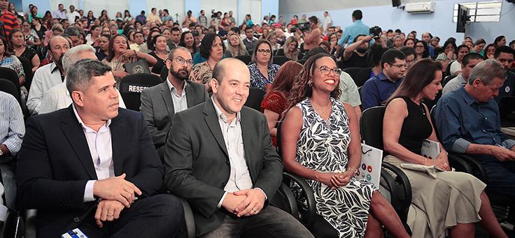 Lançamento do ProFuturo – Aula Digital em Manaus