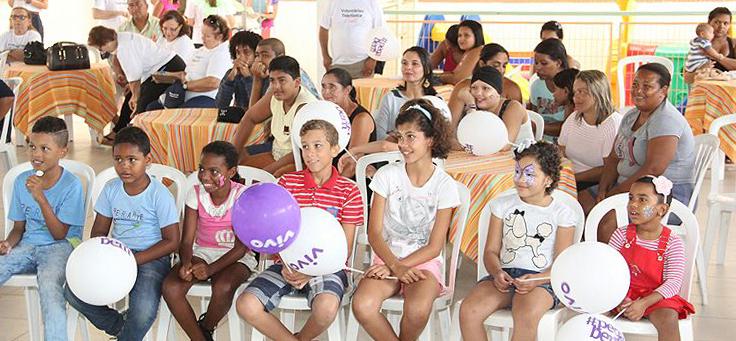 Em 2013, a Avosos foi selecionada para participar do Dia dos Voluntários da Fundação Telefônica Vivo.