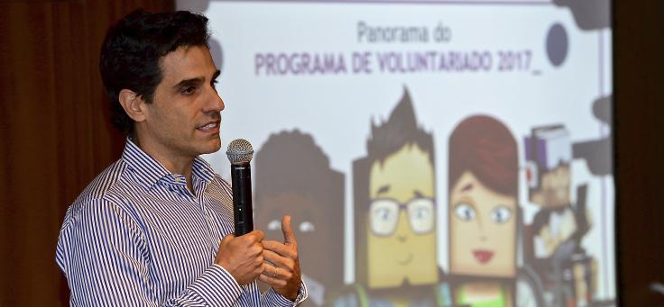 Americo Mattar, presidente da Fundação Telefônica Vivo