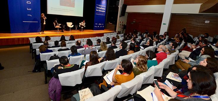 Jornalistas de educação se reúnem em SP para discutir desafios e oportunidades da área