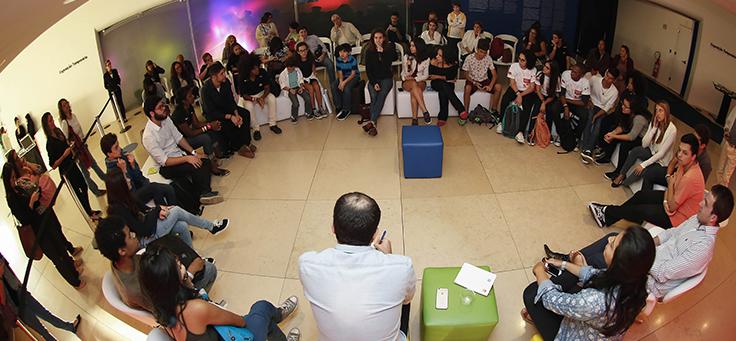 Painel Jovem enfatizou o protagonismo juvenil no percurso de aprendizagem, durante o Educação 360 Tecnologia