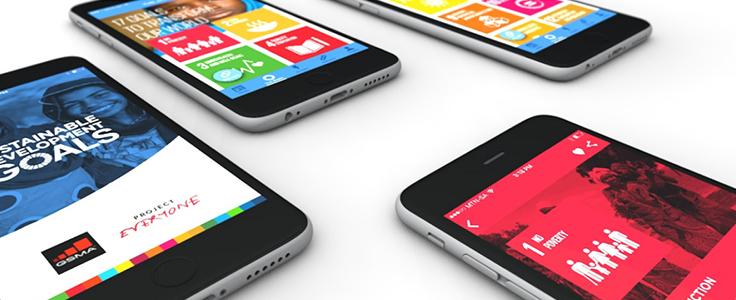 Imagem mostra aparelhos celulares