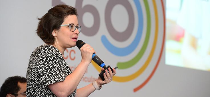 Renata Simões, gestora de tecnologias da Fundação Vanzoline