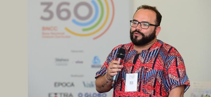 Beto Silva, colaborador do parceiro-executor CIEDS