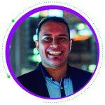 Imagem mostra rosto do Taissir Wilkerson Carvalho, que tem cabelos curtos e sorri para a foto. O empreendedor social criou o Embarcar e deu depoimento para o Informe Social da Fundação Telefônica Vivo.