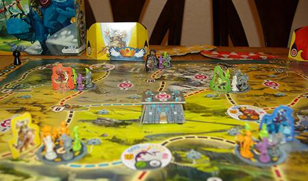 Imagem do jogo Lord of Xidit