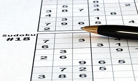 Imagem do jogo Sudoku