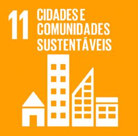 O ODS 11 é sobre Cidades e Comunidades Sustentáveis.