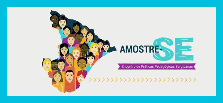 Imagem do banner de divulgação do evento Amostre-SE