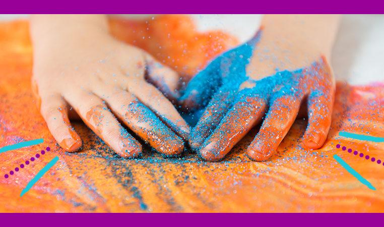 6 atividades sensoriais para estimular brincadeiras inclusivas