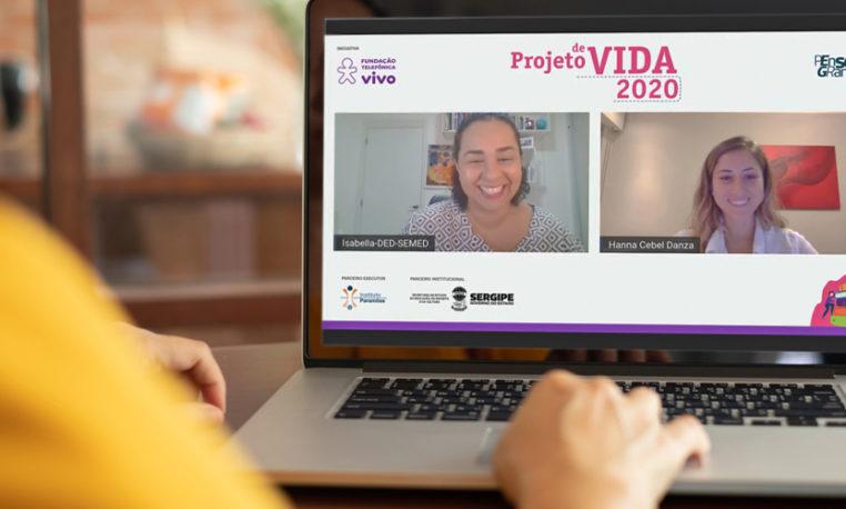 Formação em Projeto de Vida inspira professores em Sergipe