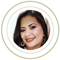 Foto de perfil da professora Jennifer Barbosa Barros